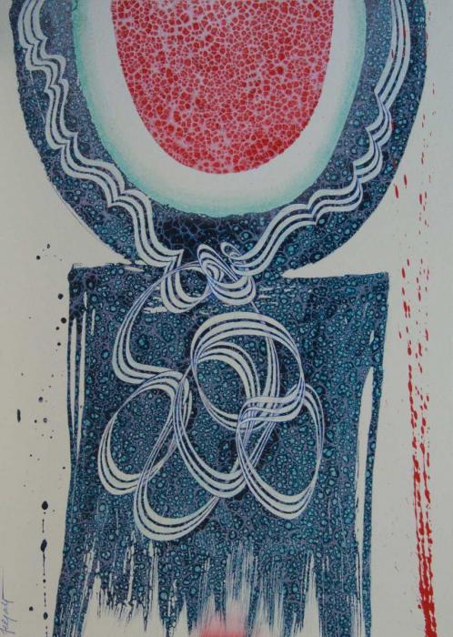Corona azzurra