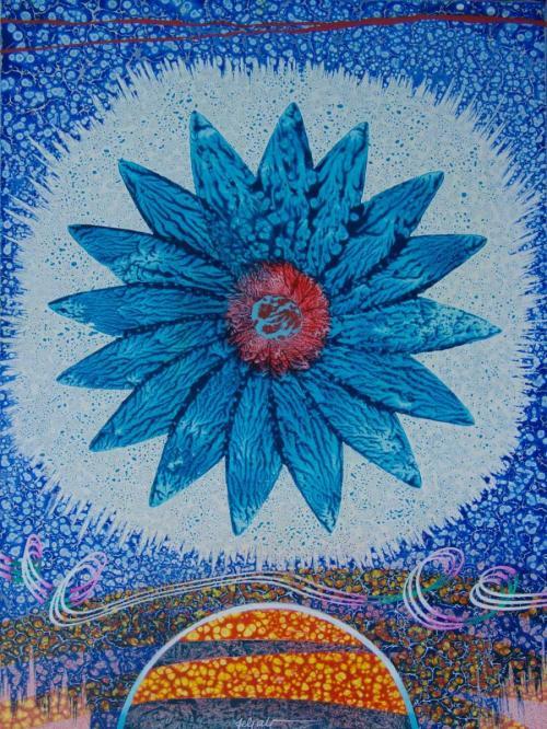 Fluido blu