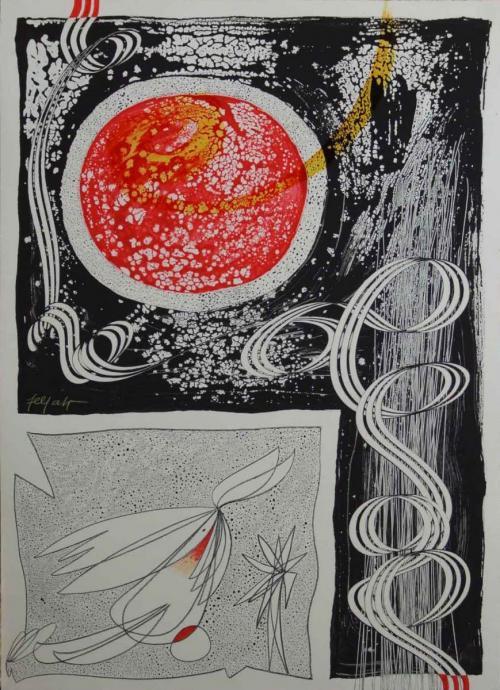 Pittogrammi cosmici Prima emozione