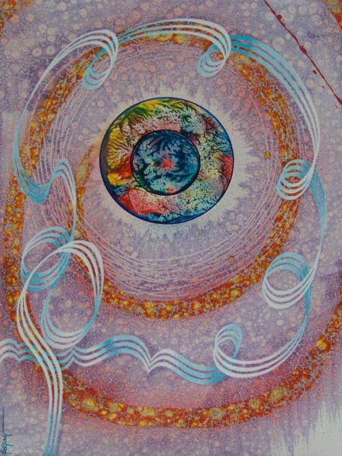 Spirale cosmica